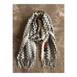 Missoni Foulard wool Scarf